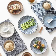 <b>NIMITIME</b> High Quality <b>Ceramic</b> Rice Bowls Sauce Dish Fruit Salad ...
