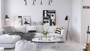 decorative ideas for living room apartments. Bright Scandinavian Decor In 3 Small One-Bedroom Apartments Decorative Ideas For Living Room