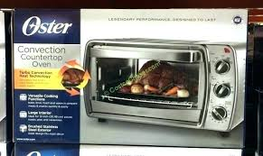 oster turbo convection counter oven recipes toaster manual