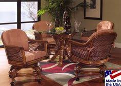 the clic rattan indoor rattan and wicker dining set lake house es with solid dining room setsdining