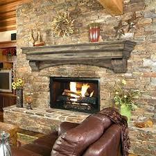 wood fireplace mantle shelves reclaimed mantel enchanting rustic mantels oak shelf