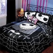 jack skellington bedspread very rare nightmare before twin comforter bedding
