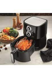 Schafer Siyah Fıt Fry Sıcak Hava Fritözü Fiyatı, Yorumları - Trendyol
