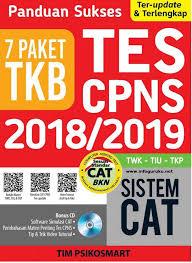 Download soal cpns 2021/2022 kunci jawaban cat dan pdf lengkap; Download 7 Paket Soal Skb Tkb Tes Cpns 2018 Beserta Jawaban Infoguruku