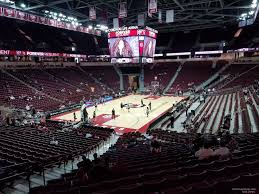 South Carolina Basketball Arena Seating Chart Colonial Life Arena Section 116 South Carolina Basketball