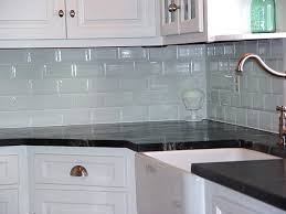 For Kitchen Wall Tiles White Glosssy Subway Tiles Backsplash Kitchen For Small L Spahed