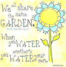 Garden Quotes Amazing Garden Qutoes Garden Quote And Illustration Via Garden Quotes