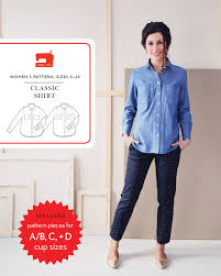 Sewing Patterns For Women's Tops