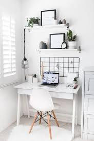 home office desk ideas worthy. 19 Pinterest Worthy Home Office Ideas For The Fashion Girl Desk