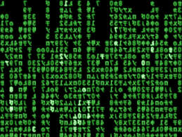 matrix digital rain  a screensaver d xmatrix in xscreensaver representing the digital rain