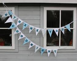 thank you bunting etsy uk Wedding Thank You Bunting Uk bunting thank you Succulent Thank You Bunting