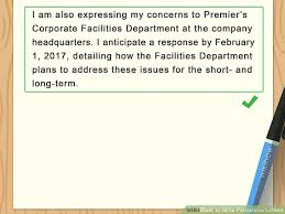 how to write persuasive letters sample letters wikihow image titled write persuasive letters step 13
