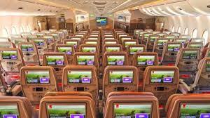 Emirates Squeezes 615 Seats Onto A Single Plane