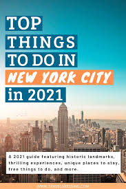 things to do in new york city in 2021