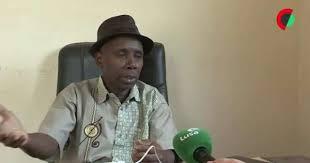 Image result for bastonário da Ordem dos Jornalistas na Guiné-Bissau, António Nhaga
