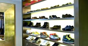 shoe display ideas nine amazing for organizing shoes in home retail sneaker shelves furniture s best shoe display ideas on wall shelf