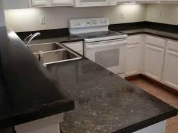 absolutely concrete countertop over laminate diy black h o u e d i g n new existing tile overlay granite overhang plywood formica