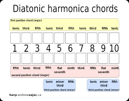 Custom Harmonicas By Andrew Zajac Custom Diatonic