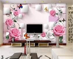 beibehang 3d wallpaper Home Decoration ...