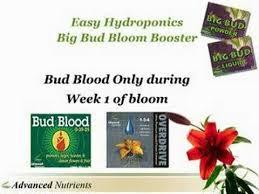 Advanced Nutrients Bud Blood Liquid Fertilizer