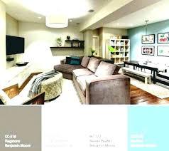Best Colors For Basements Interior Basement Color Ideas With Regard Interesting Basement Color Ideas