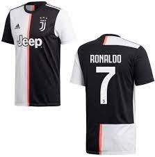 CR7 Trikot Juventus Turin Home 2019/2020