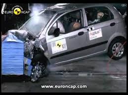 Chevrolet Spark,Matiz - Crash Test.wmv - YouTube