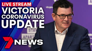 Premier daniel andrews gave a lengthy press conference of more than an hour to give an update on the situation. Victoria Covid 19 Update Daniel Andrews Live Press Conference 7news Youtube