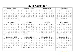 Word Template Calendar 2015 2015 Calendars 2015 Calendar Blank Printable Calendar
