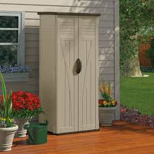 Outdoor Storage Cabinets With Doors Outdoor Storage Shed Container Organizer Box Cabinet Garden Yard