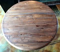 unfinished rectangular wood table tops round top home depot awesome pertaining
