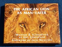 african lion as man eater book