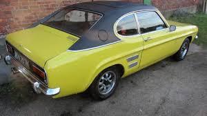 2018 ford capri.  ford 1972 mk1 ford capri 20 gt xlr auto daytona yellow mot 19012018 on 2018 ford capri