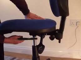 Disassemble office chair Hack Removing The Gas Lift From An Office Chair Youtube Removing The Gas Lift From An Office Chair Youtube