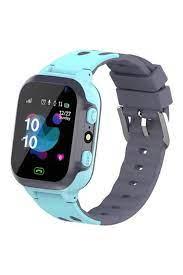 Smartbell Q539/2020 Sim Kartlı Akıllı Çocuk Saati - Mavi Fiyatı, Yorumları  - TRENDYOL