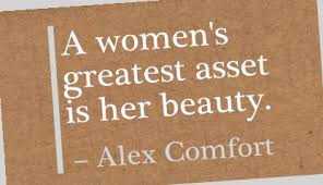 Quotes About Women And Beauty Best of A Women's Greatest Asset Is Her Beauty Beauty Quote