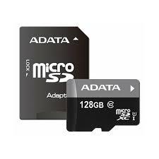 <b>Карта памяти</b> adata premier microsdxc class 10 uhs-i u1 + sd ...
