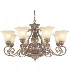 rustic 8 light resin and wrought iron vintage chandelier with regard to vintage chandelier view