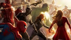 free avengers thanos infinity