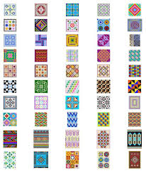 Bead Patterns Magnificent Bead Patterns Loom Patterns Mosaic Patterns Geometric Charted Designs