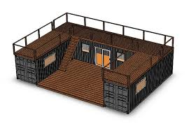 Backcountry Containers is a premiere provider of custom shipping container  homes. Based in Needville, Texas, we work with customers across the state  to ...