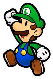 Custom Paper Mario Luigi Shirt Iphone