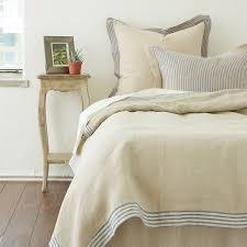 tan duvet cover. Belle Tan Linen Duvet Cover With Stripe Flange V