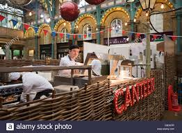 Covent Garden Kitchen London Covent Garden Market Cafe Restaurant Snack Bar Canteen