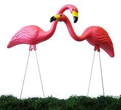 garden flamingos. Exellent Garden Garden Plast Pink Flamingos  2Pack In N