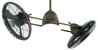 double blade ceiling fan dual fans photo light head harbor breeze 8 iling large beautiful outdoor oil rubbed bronze