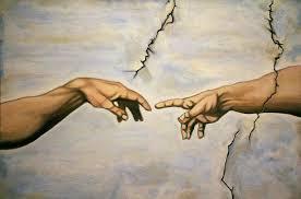 michelangelo creation of adam painting michelangelo creation of adam the hands by adam hembrough