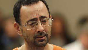 USA Gymnastics Dr. Larry Nassar