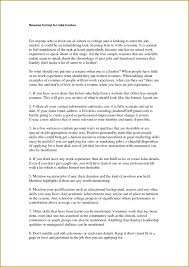 Sample Pitch For Resume Best Photos Of A Job Writing Samples
