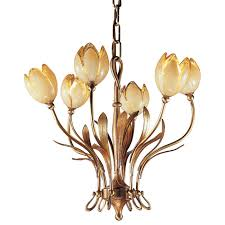 satin french gold gold leaf finish chandelier w glass